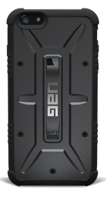 UAG Scout Case iPhone 6/6S Plus - Black