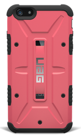 UAG Valkyrie Case iPhone 6/6S Plus- Pink/Black