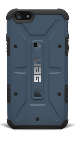 UAG Aero Case iPhone 6/6S Plus - Dark Blue/Black