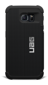 UAG Scout Folio Wallet Case Samsung  Galaxy S6 - Black