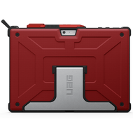 UAG Composite Case Microsoft New Surface Pro/Pro 4 - Red/Black