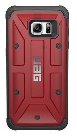 UAG Magma Case Samsung Galaxy S7 Edge - Red/Black