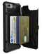 UAG Trooper Card Wallet Case iPhone 7+ Plus - Black