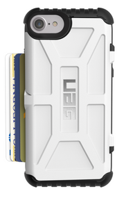 UAG Trooper Card Wallet Case iPhone 7 - White