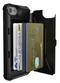 UAG Trooper Card Wallet Case iPhone 7 - Black