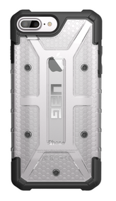 UAG Plasma Case iPhone 7+ Plus - Ice