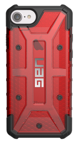 UAG Plasma Case iPhone 7 - Red
