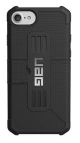 UAG Metropolis Folio Wallet Case iPhone 7 - Black