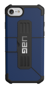 UAG Metropolis Folio Wallet Case iPhone 7 - Cobalt