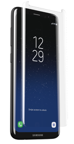 Zagg InvisibleShield Tempered Glass Curve Samsung Galaxy S8+ Plus