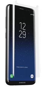 Zagg InvisibleShield Tempered Glass Curve Samsung Galaxy S8