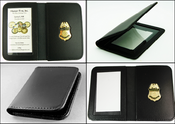 Customs and Border Protection Family Member Mini Badge ID Cases