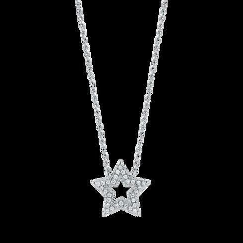 Dana Rebecca Diamond Star Necklace