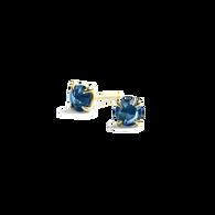 ILA Blue Sapphire Studs