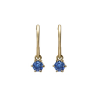 ILA Blue Sapphire Earrings
