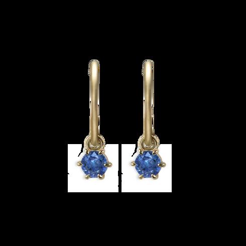 ILA Blue Sapphire Earrings
