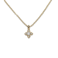 ILA Diamond Necklace