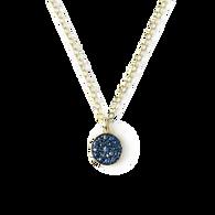 ILA Blue Sapphire Necklace