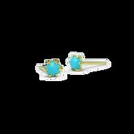 Kendall Turquoise Stud Earring