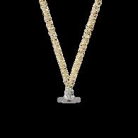 Focal Point Diamond Necklace