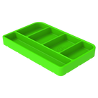 S&B Lime Green Silicone Tool Tray