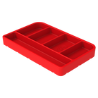 S&B Red Silicone Tool Tray