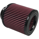 S&B FILTERS S&B INTAKE REPLACEMENT FILTER (COTTON CLEANABLE) FOR 75-2557