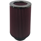 S&B FILTERS S&B INTAKE REPLACEMENT FILTER (COTTON CLEANABLE) FOR 75-2556-1