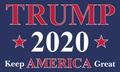 Trump 2' x 3'