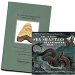 The Curious Sea Shanties of Innsmouth, MA (CD & Monograph)