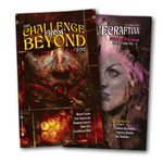 2017 Challenge From Beyond & Lovecraftian Micro Fiction Double Book