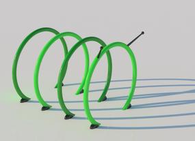 Caterpillar Loops