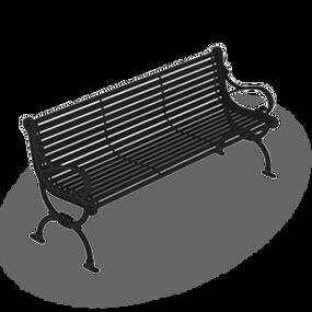 Arlington with Horizontal Strap Seat