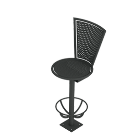 Stadium Surface Mount Chair