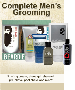 Complete Men's Grooming
