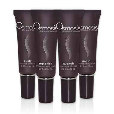 Osmosis Skincare Travel Kit - Basic Care - beautystoredepot.com