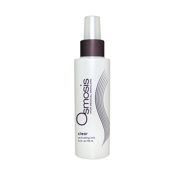 Osmosis Skincare Clear Activating Mist 3.4 oz - beautystoredepot.com