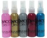 Dance Dolls Puttin' On The Glitz Glitter Spray for Hair and Body