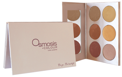 Osmosis Colour Matte Collection Palette - beautystoredepot.com