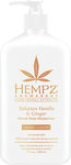 Hempz Tahitian Vanilla and Ginger Herbal Body Moisturizer