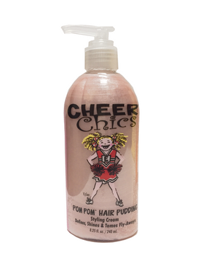 Cheer Chics Pom Pom Hair Pudding Styling Cream - beautystoredepot.com