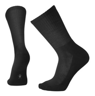 Heathered Rib Socks Blk