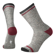 Larimer Crew Socks Charcoal