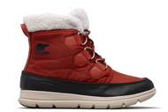 SOREL Women's explorer Carnival Boot NL3040-808 Rusty Black