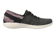 Skechers Women's You-Attract Sneaker#15809BK/PINK