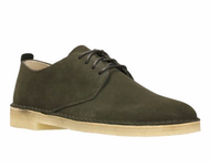 Clarks Original Desert London #28284 Peat Suede