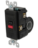 Leviton High Current Spa GFCI Ground Fault Breaker - 50 Amp , 230 Volt 6895-BLK *** NO LONGER AVAILABLE ***