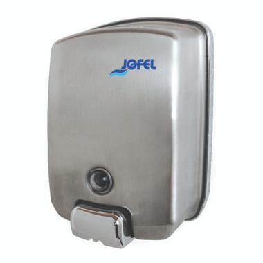 Jabonera futura cromada mod ac54000 marca jofel for Jabonera acero inoxidable