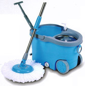 D-E010VD MAGIC BUCKET CUBETA EXPRIMIDORA CON BASTON Y MOP