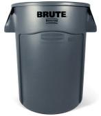 FG264360GRAY CONTENEDOR PARA BASURA Brute DE 166.5 LTS
